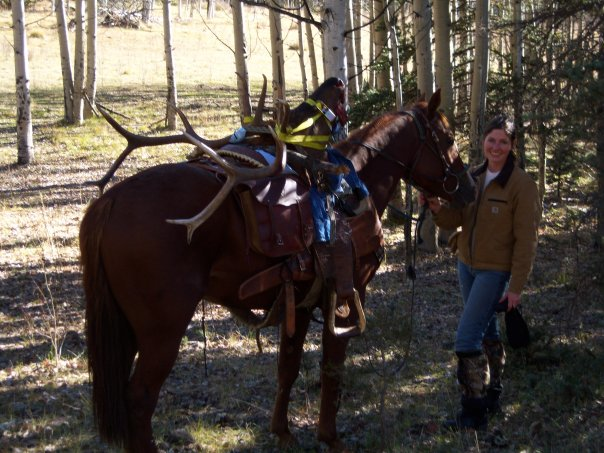 Elk Hunt 2007