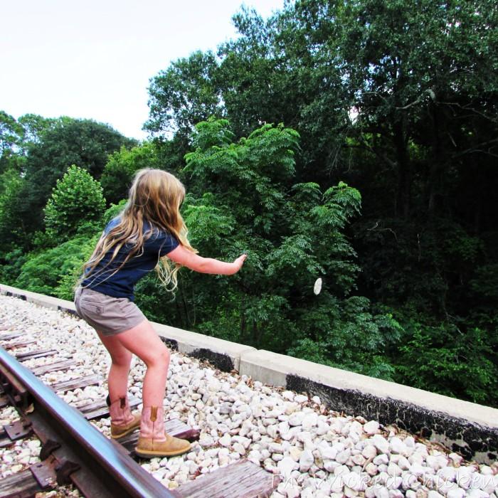 walk train addie