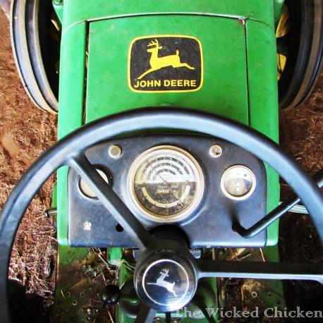 walk tractor