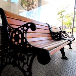 walk bench