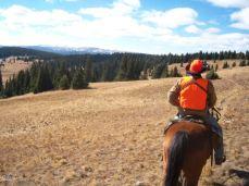 Riding.......