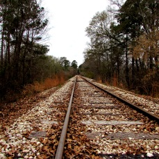 """I hear the train a'coming"". Not really."