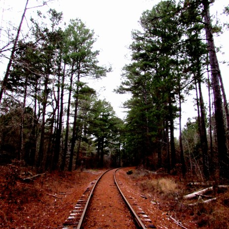 walk railroad