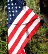 cabin flag