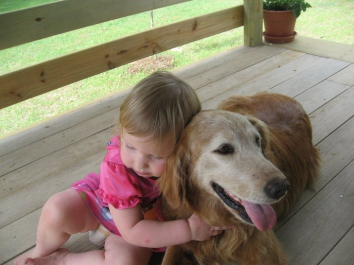 Addie and Belle.  I miss my Belle.