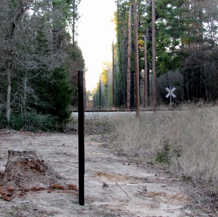 walk post