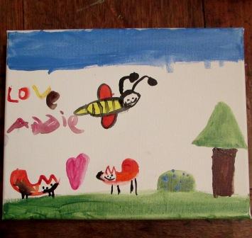 addie paints