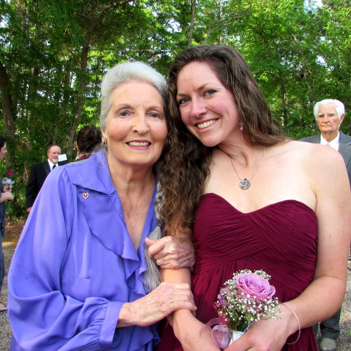 wedding nannie and rita
