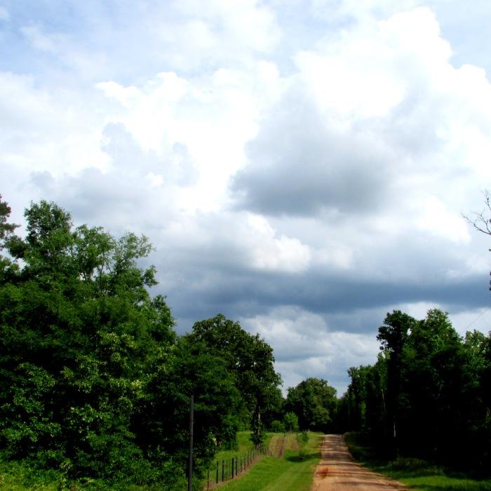 walk clouds