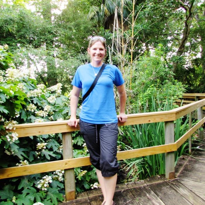 walk rachel garden