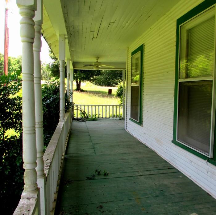 walk house