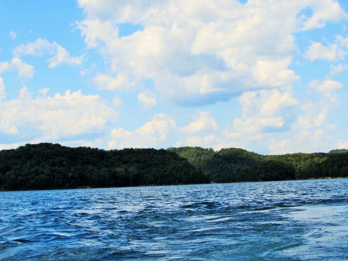 walk lake