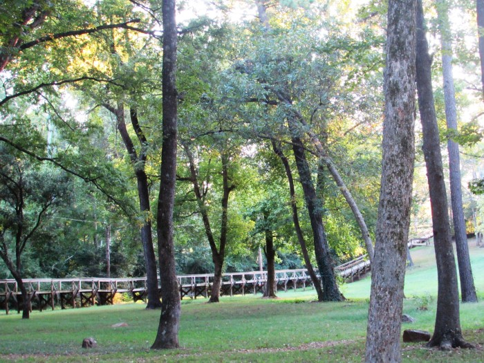 walk footbridge