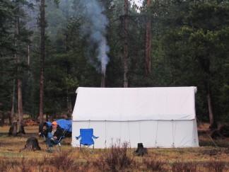 elk camp tent
