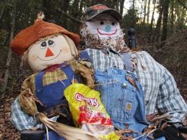 walk scarecrow