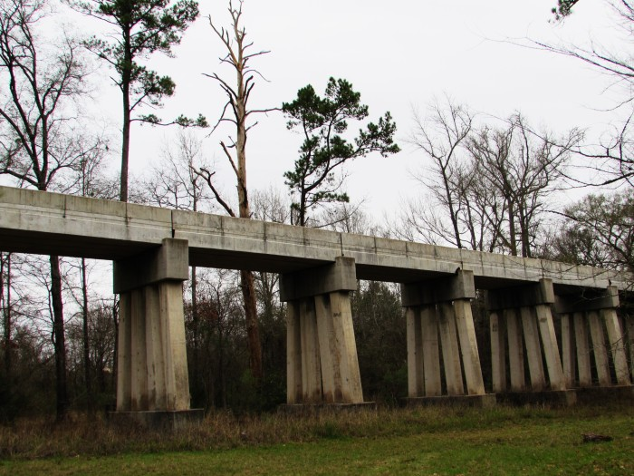 walk train trestle